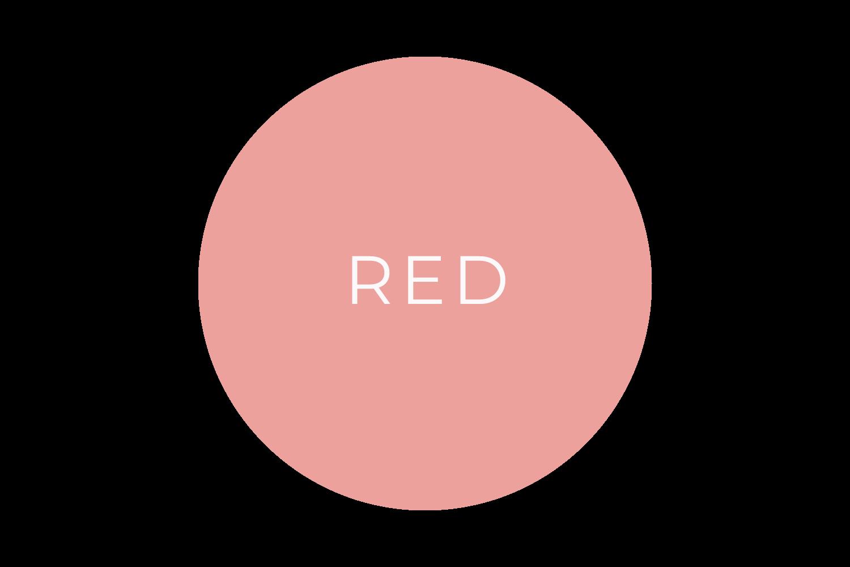 Red - The Language of Colours - Bea & Bloom Creative Design Studio