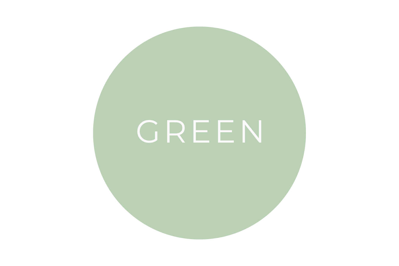 Green - The Language of Colours - Bea & Bloom Creative Design Studio