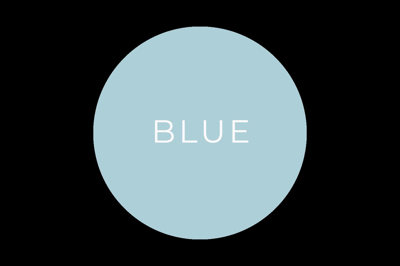 Blue - The Language of Colours - Bea & Bloom Creative Design Studio