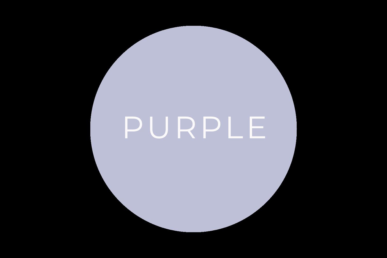 Purple - The Language of Colours - Bea & Bloom Creative Design Studio