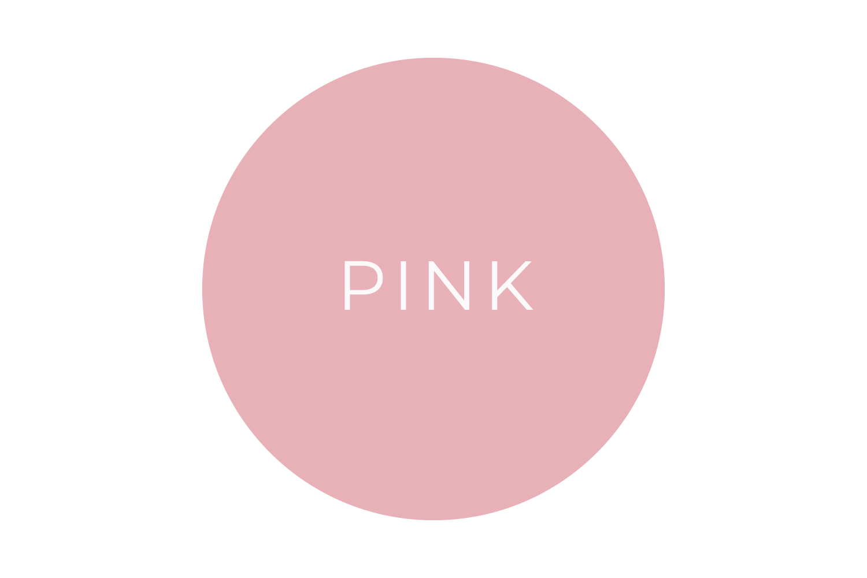 Pink  - The Language of Colours - Bea & Bloom Creative Design Studio