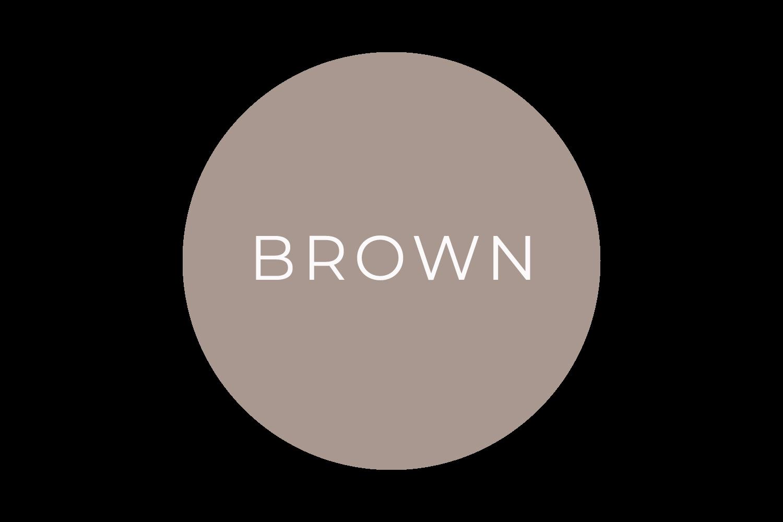 Brown  - The Language of Colours - Bea & Bloom Creative Design Studio