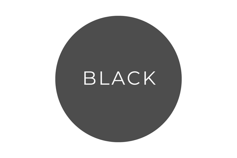 Black  - The Language of Colours - Bea & Bloom Creative Design Studio