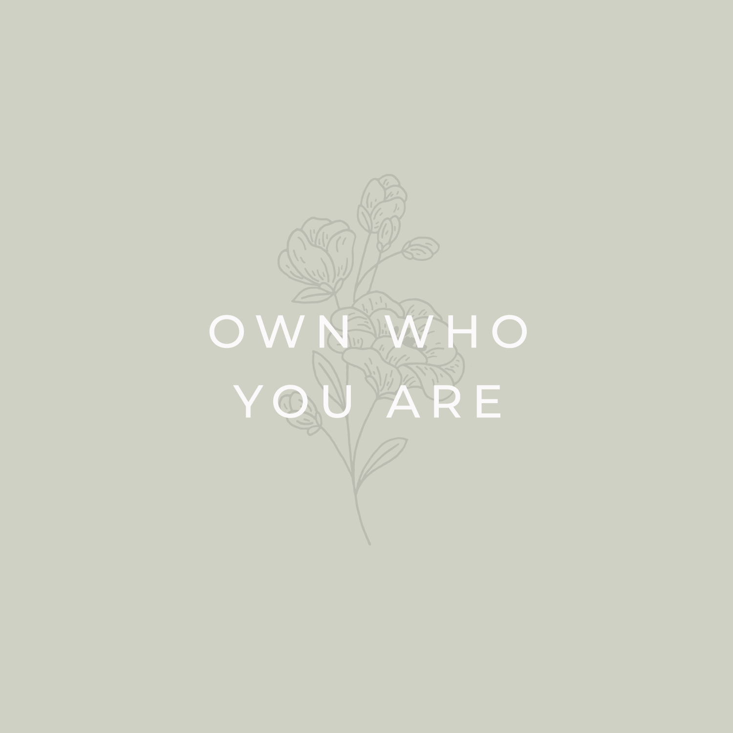 10 Encouraging Quotes about being yourself - Bea & Bloom Creative Design Studio