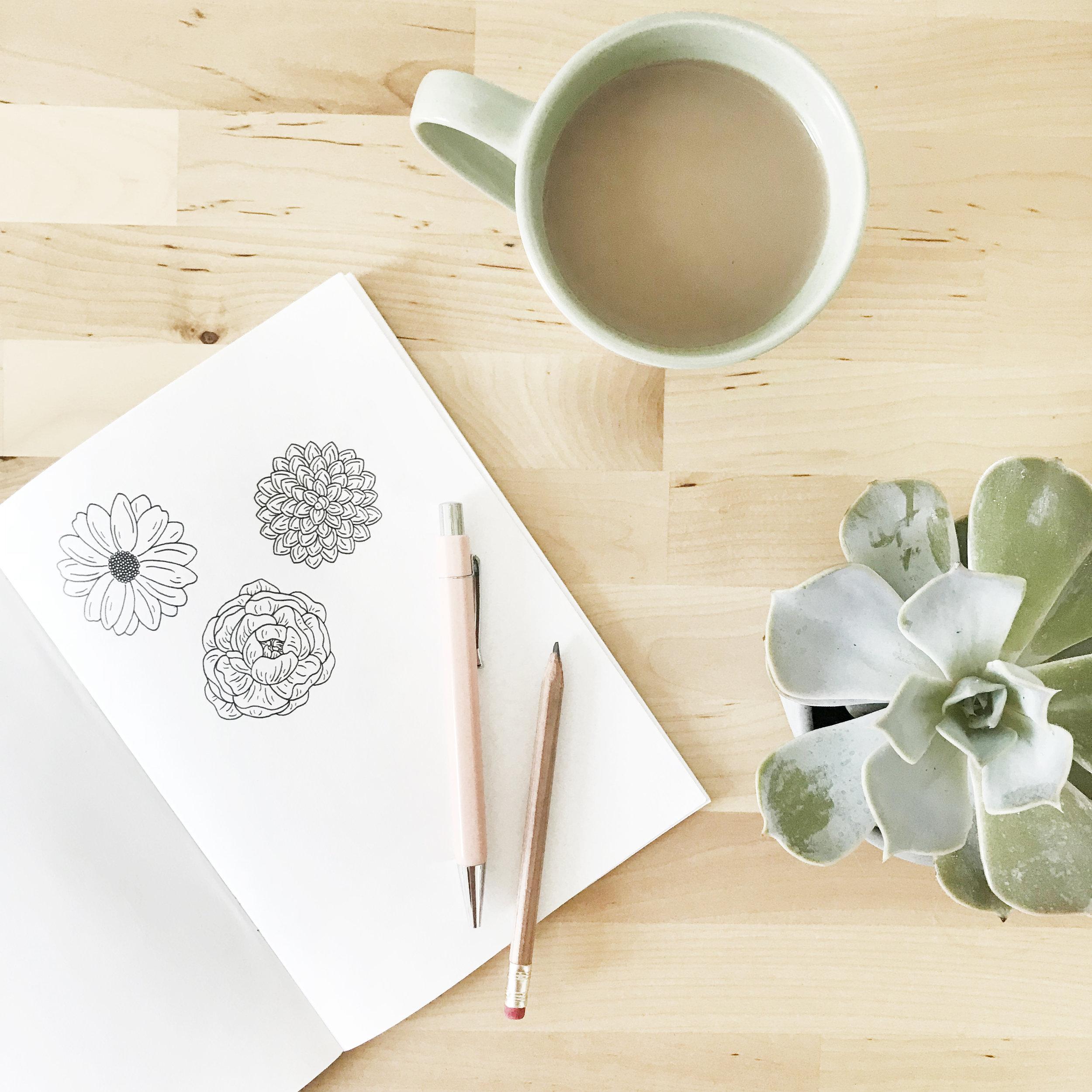9 Ways to beat creative block - Bea & Bloom Creative Design Studio