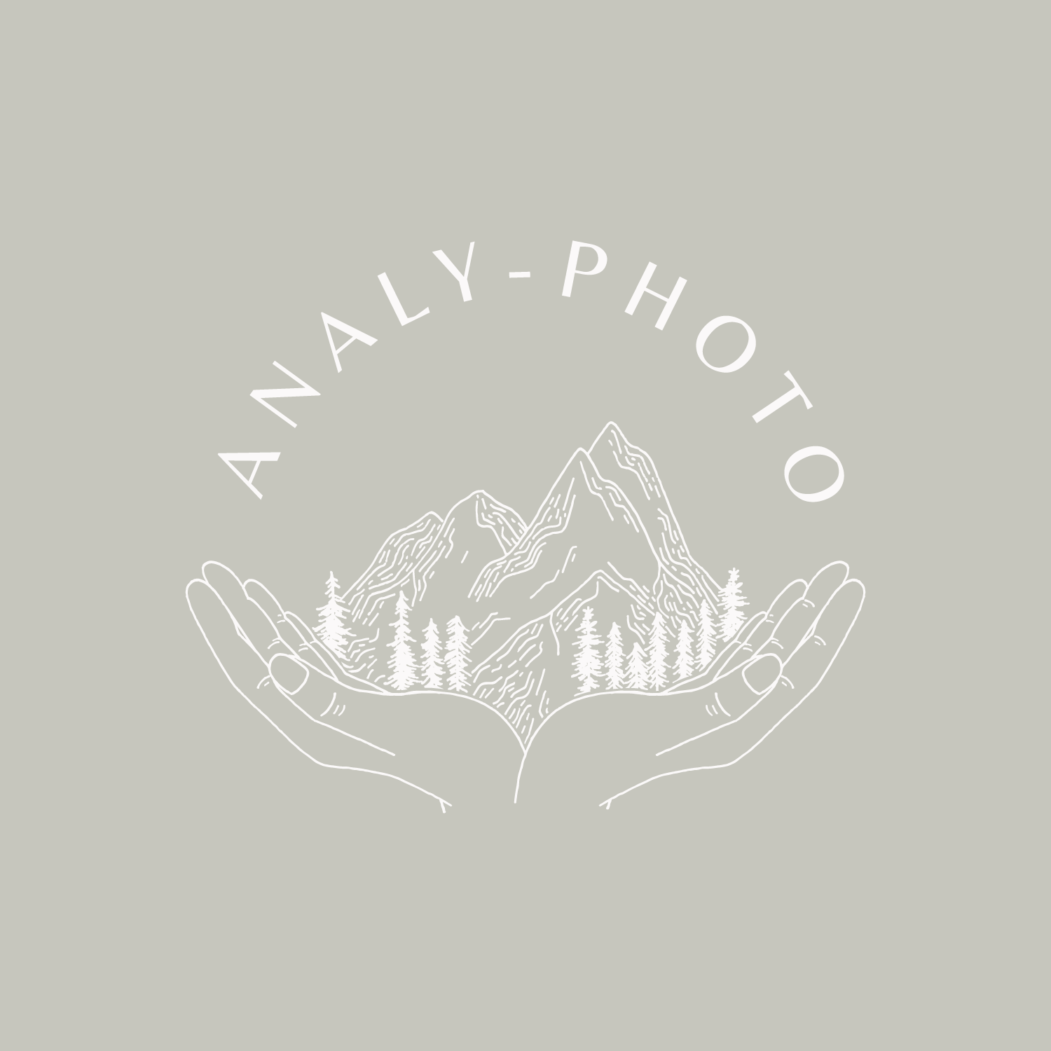 Analy Photo Logo & Branding design for small businesses by Bea & Bloom Creative Design Studio