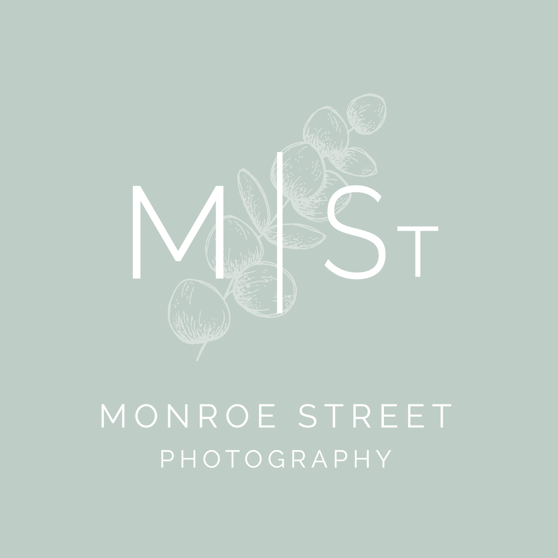 Bea & Bloom Creative Design Studio - Logo Design for Monroe Street Photography