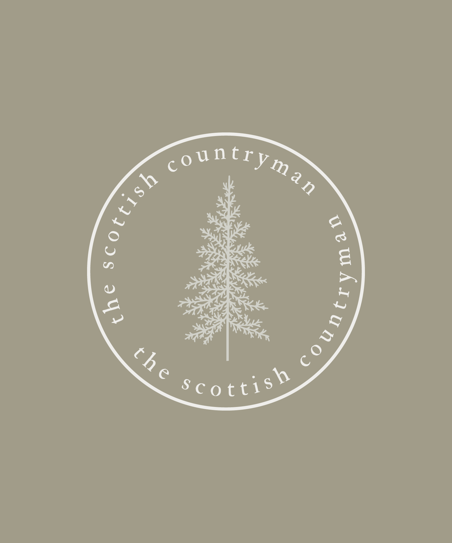 The Scottish Countryman - Logo and Branding design for small businesses by Bea & Bloom Creative Design Studio