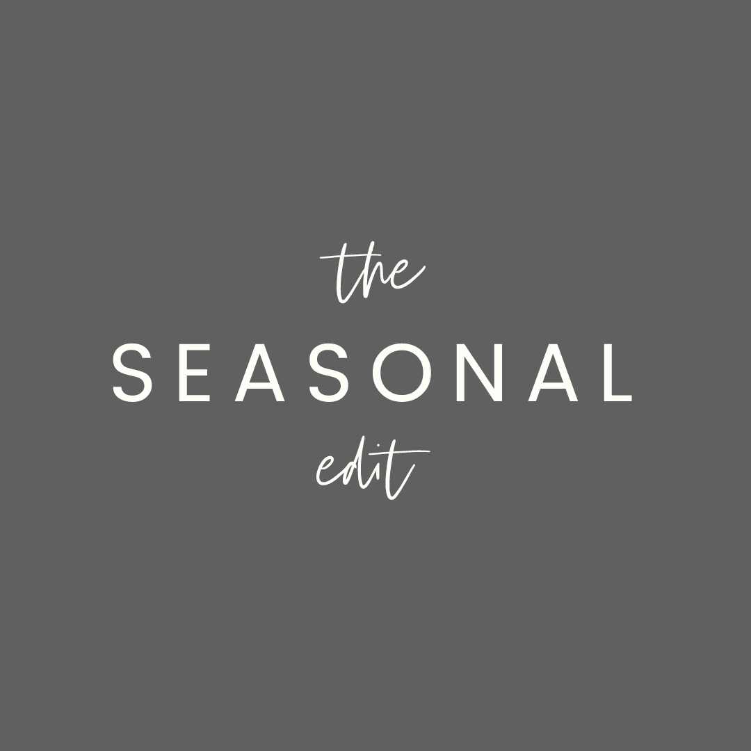 The Seasonal Edit - Bea & Bloom Creative Design Studio Logo & Branding
