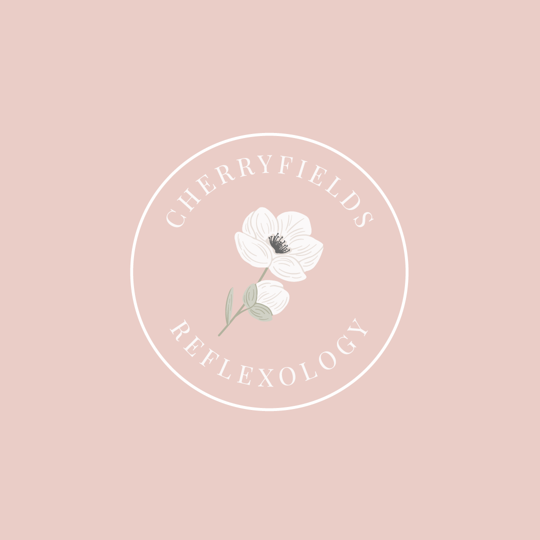 Cherryfields Wellness - Logo & Branding by Bea & Bloom Creative Design Studio