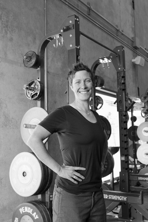 Gina - Strength and Conditioning Specialist