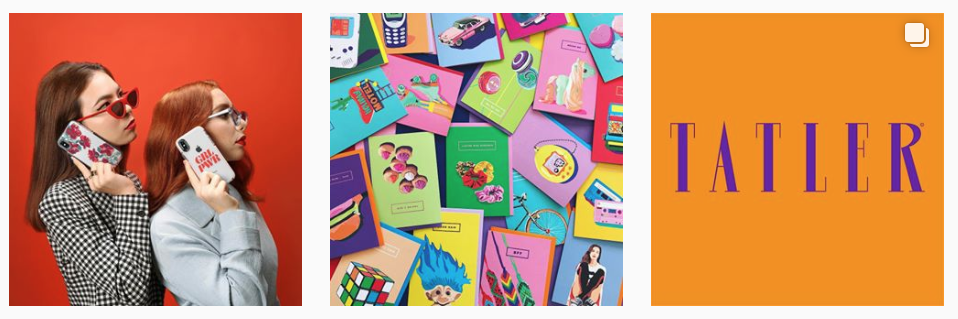 There's nothing brighter than  Emily Brook 's illustrative card and paper goods. With fun and bold illustrations, they're perfect for any occasion or even a keep sake.