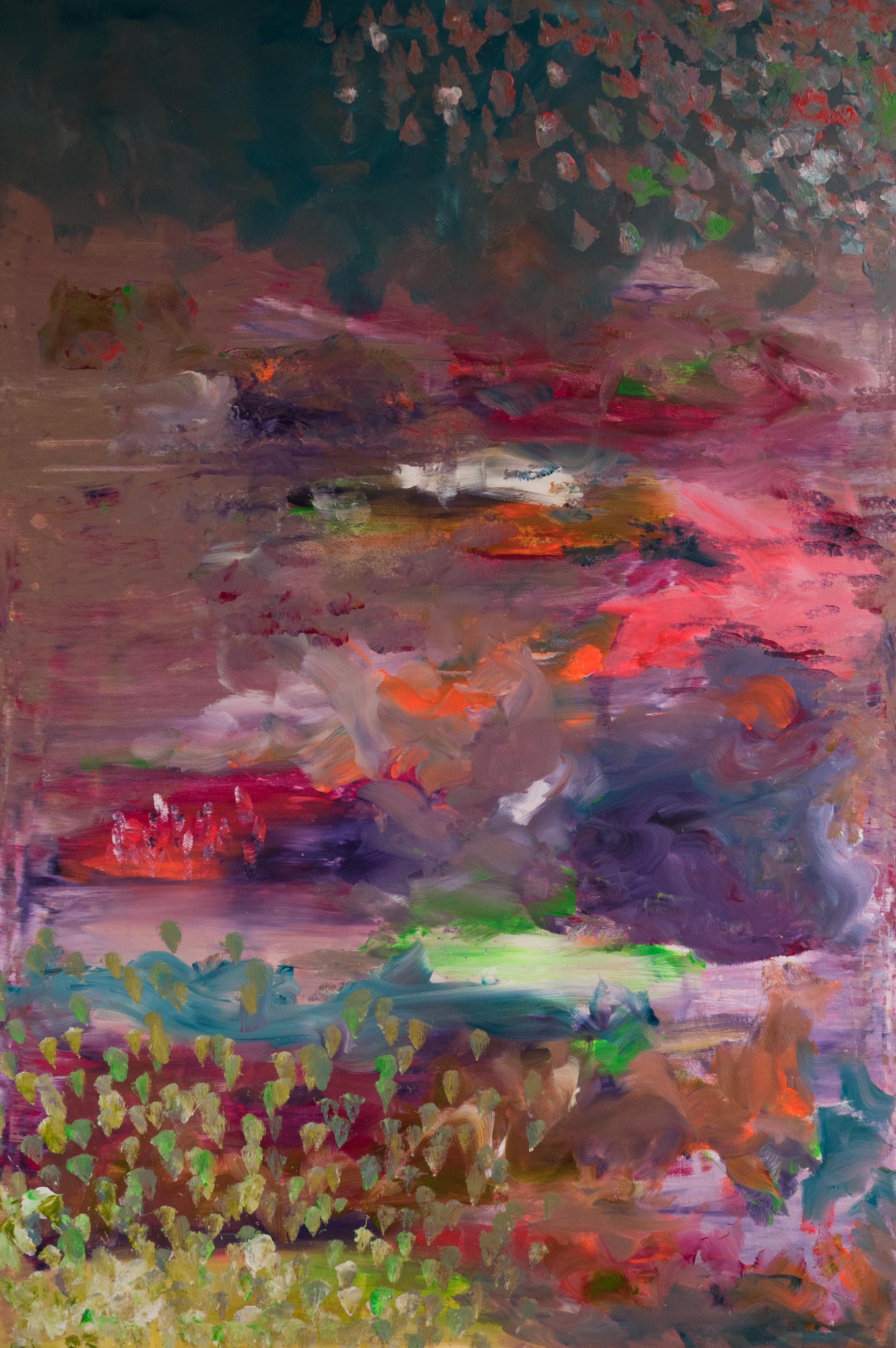 Flowers - Acrylic on canvas - 101x152 cm - 2016 - high res.jpg