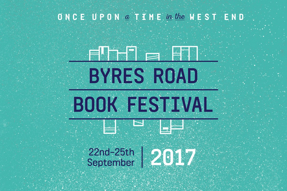 Byres Road Book Festival is for book lovers of all ages