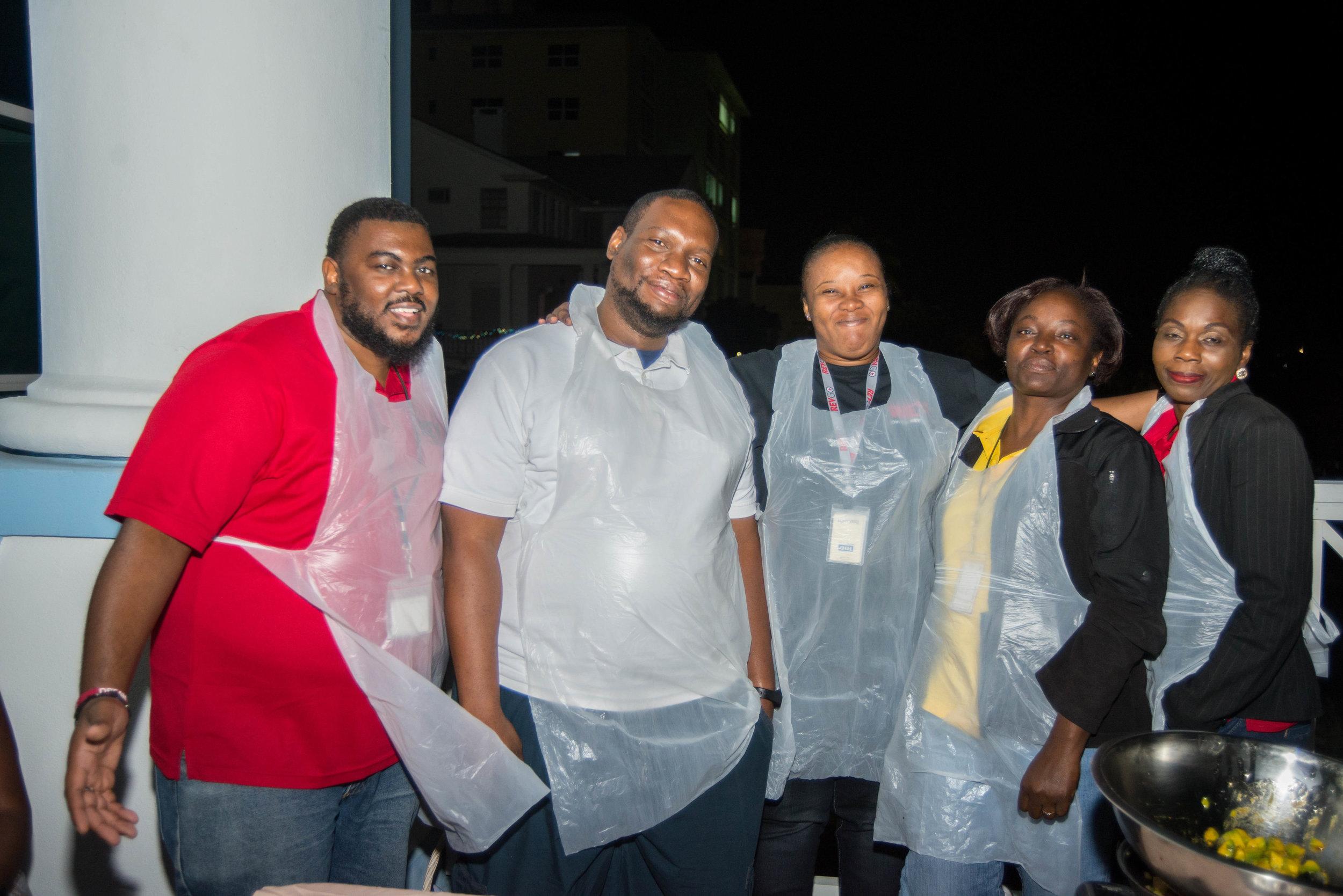 Cable Bahamas Team