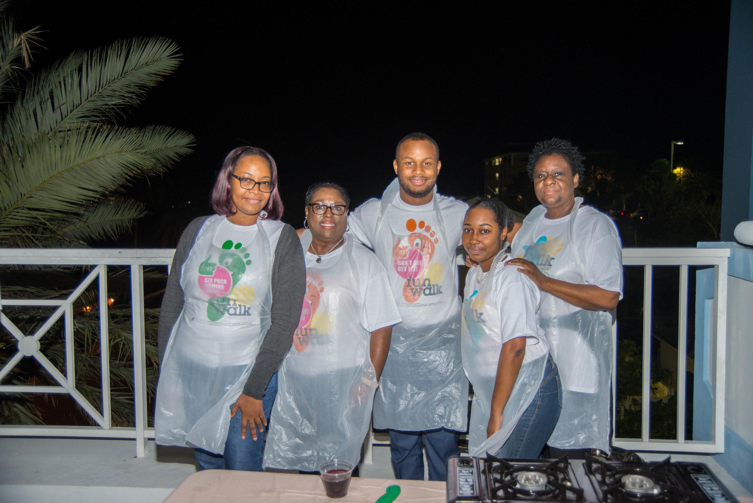 CGI-Bahamas Team