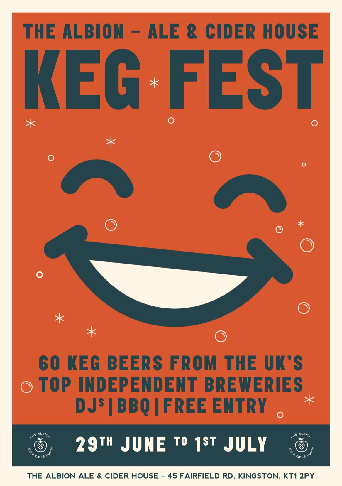 Keg Fest 2018
