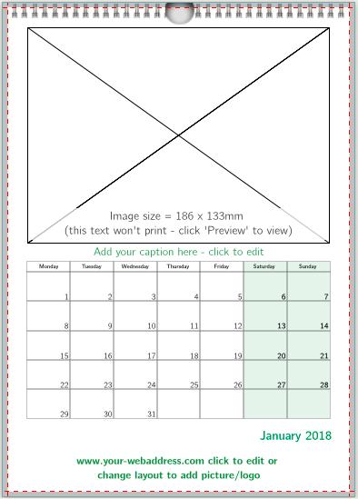 1 image + text advert (GREEN)