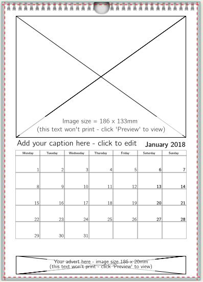 1 image + image advert