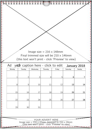 1 image + image advert (both no border)