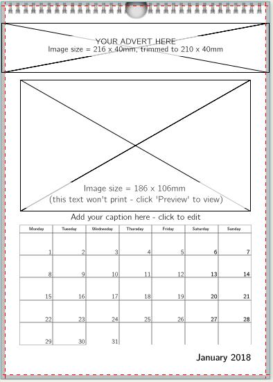 1 image + image advert (no border)