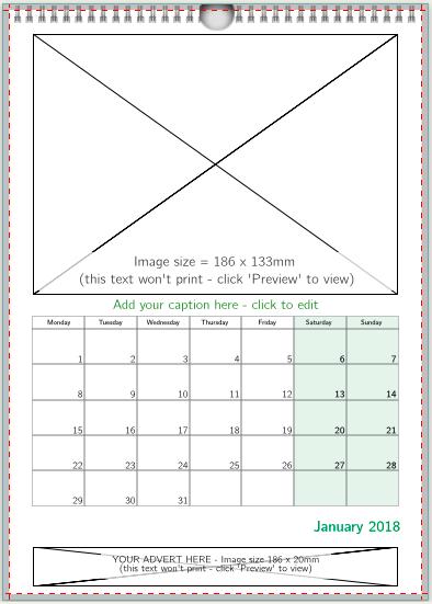1 image + image advert (GREEN)