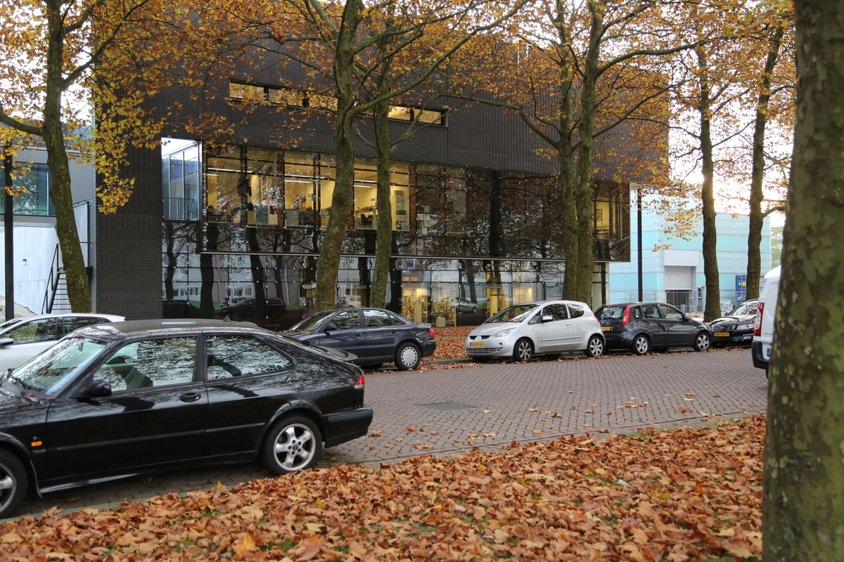 Our 10-day PIC design training event is held annually on the campus of Eindhoven University of Technology. This is the NanoLab.
