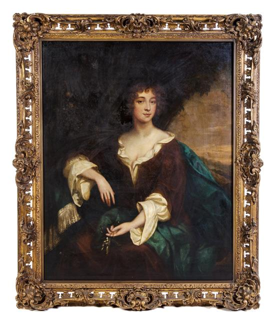 Copy of 18th Century Painting