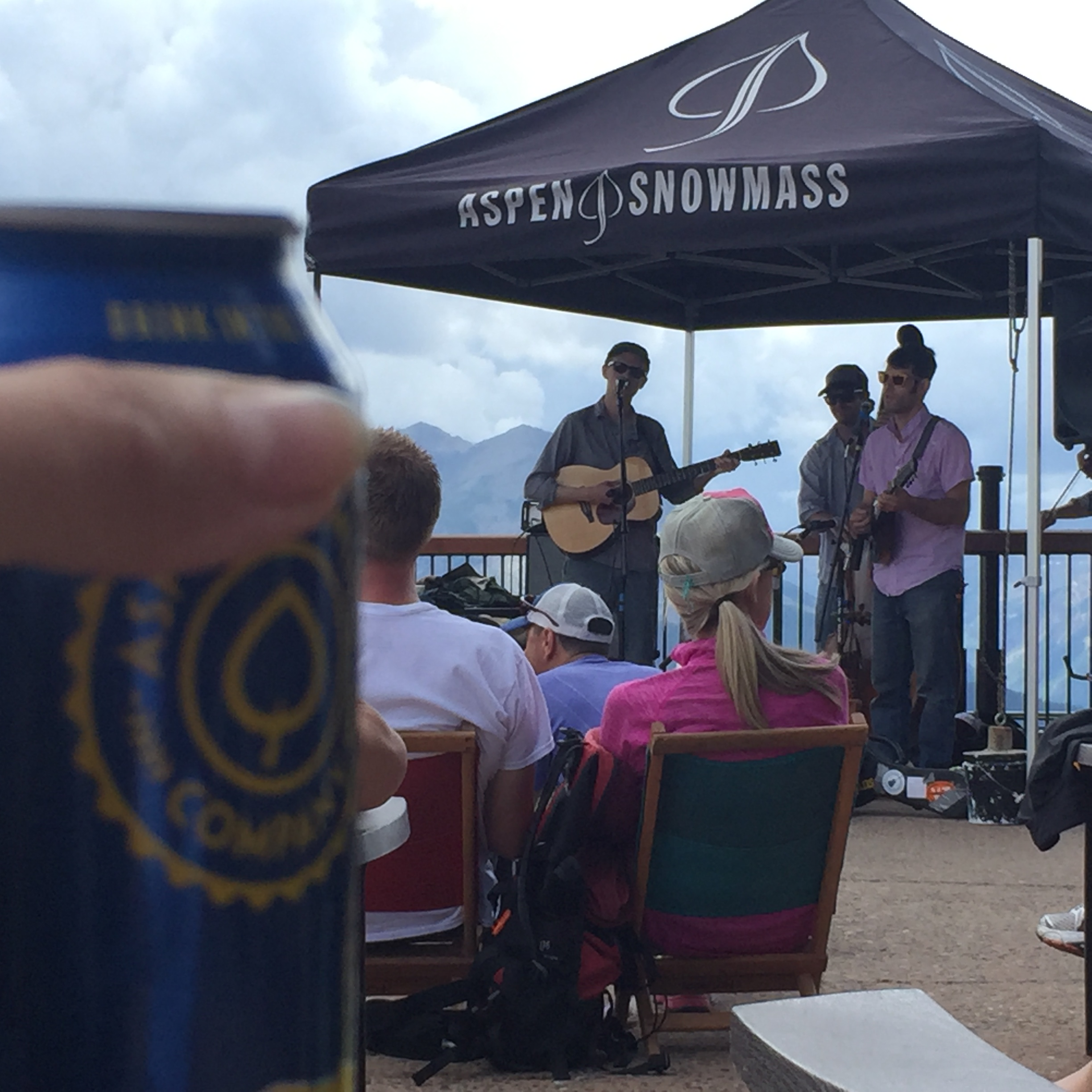 beer + bluegrass
