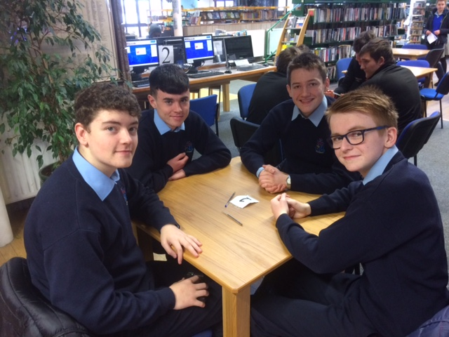 TY Longford Library Battle of Wits Table Quiz.JPG