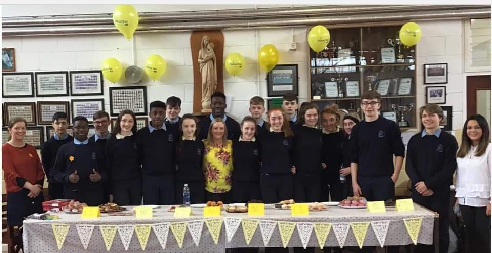 Daffodil Day organised by TYs