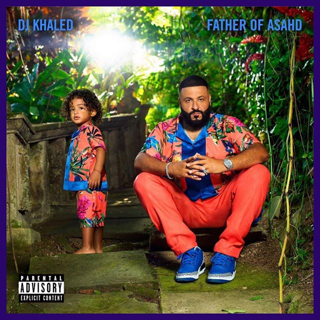 @djkhaled released the artwork to his upcoming album, 'Father of Asahd', releasing May 17th. Khaled also revealed that he will be releasing a documentary called 'Father of Asahd: The Album Experience' exclusively on TIDAL once the album drops. #WeTheBest 🔥