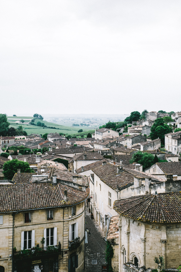the beautiful Saint Emilion