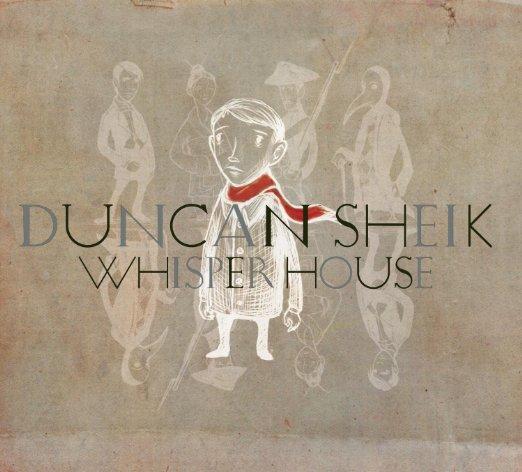 Whisper House album