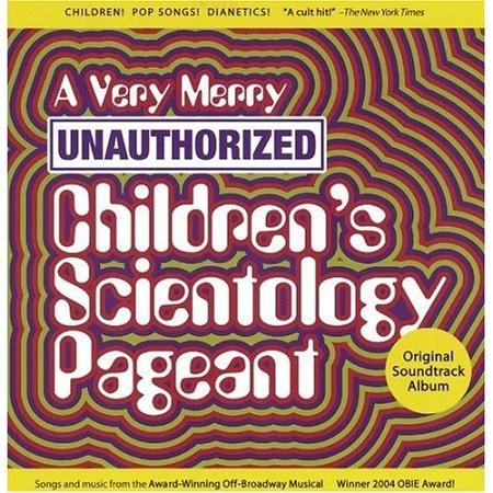 Scientology Pageant cast album (LP)