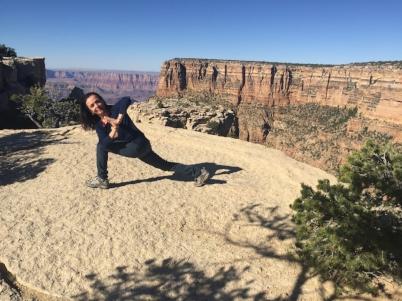 Parivrtti Parsvakoasana – Revolved Side Angle Pose