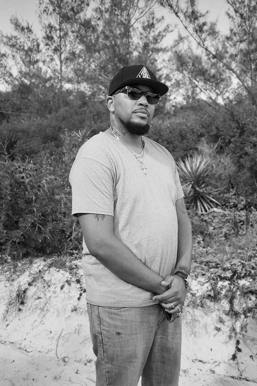 """You Don't Want This Life"" Big Nick, Bermuda, 2016"