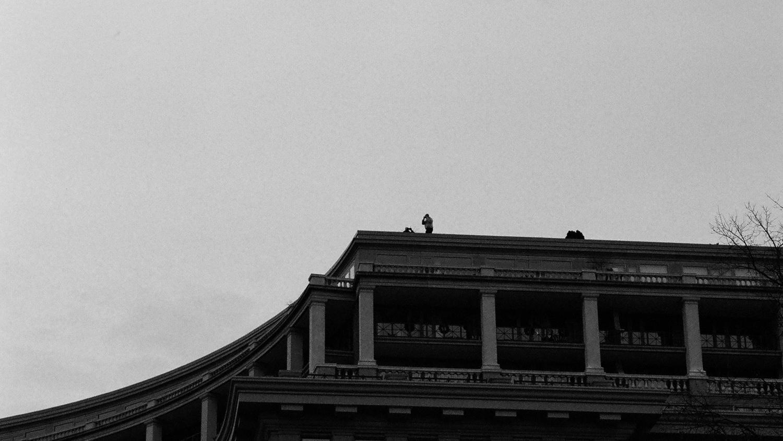 """Day Watch"" Washington DC, 2017"