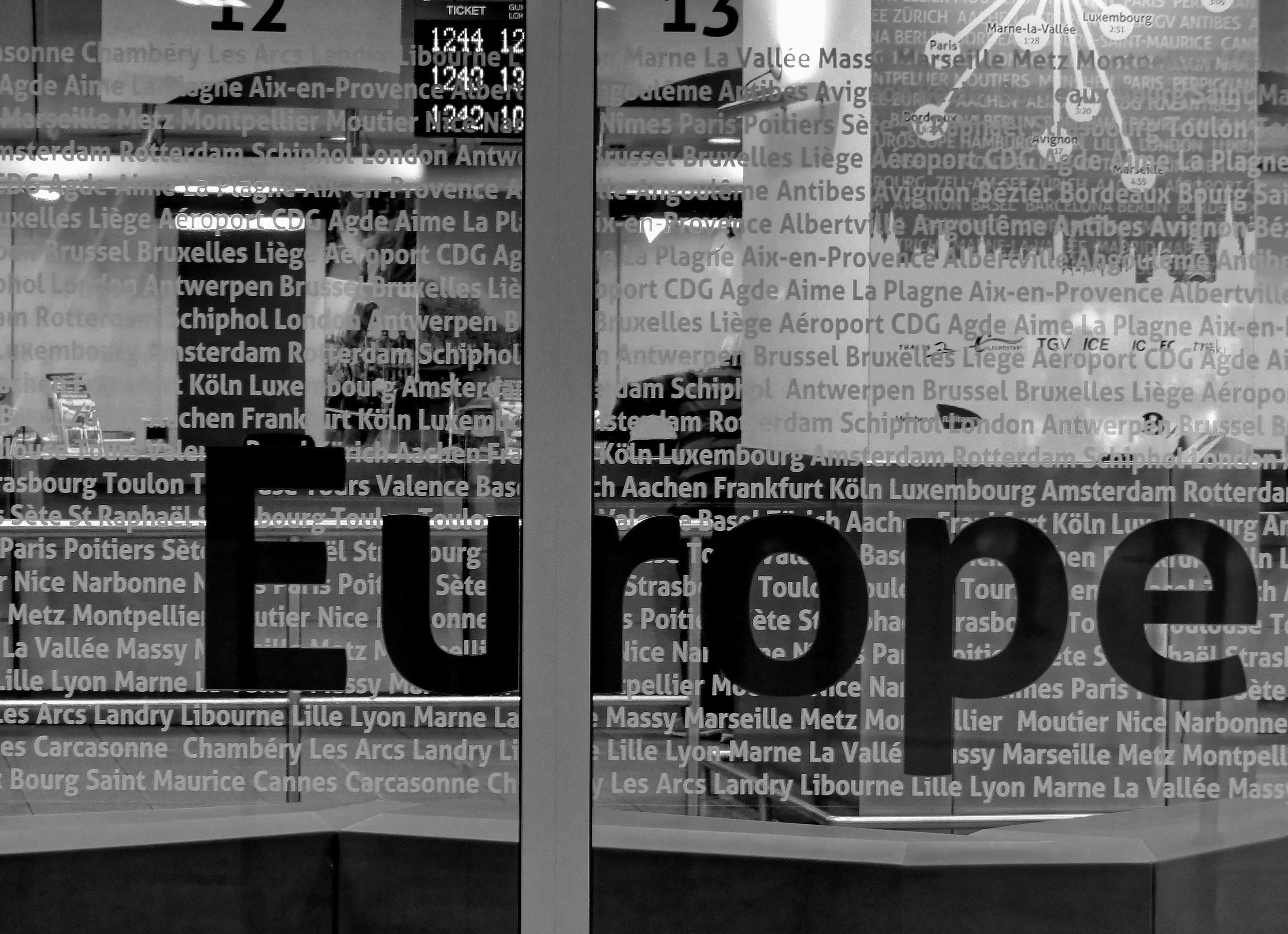 Saps que és la UE?