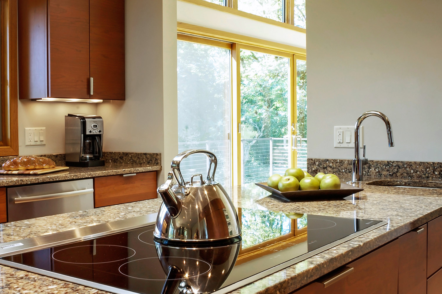 Gorgeous View Kitchen