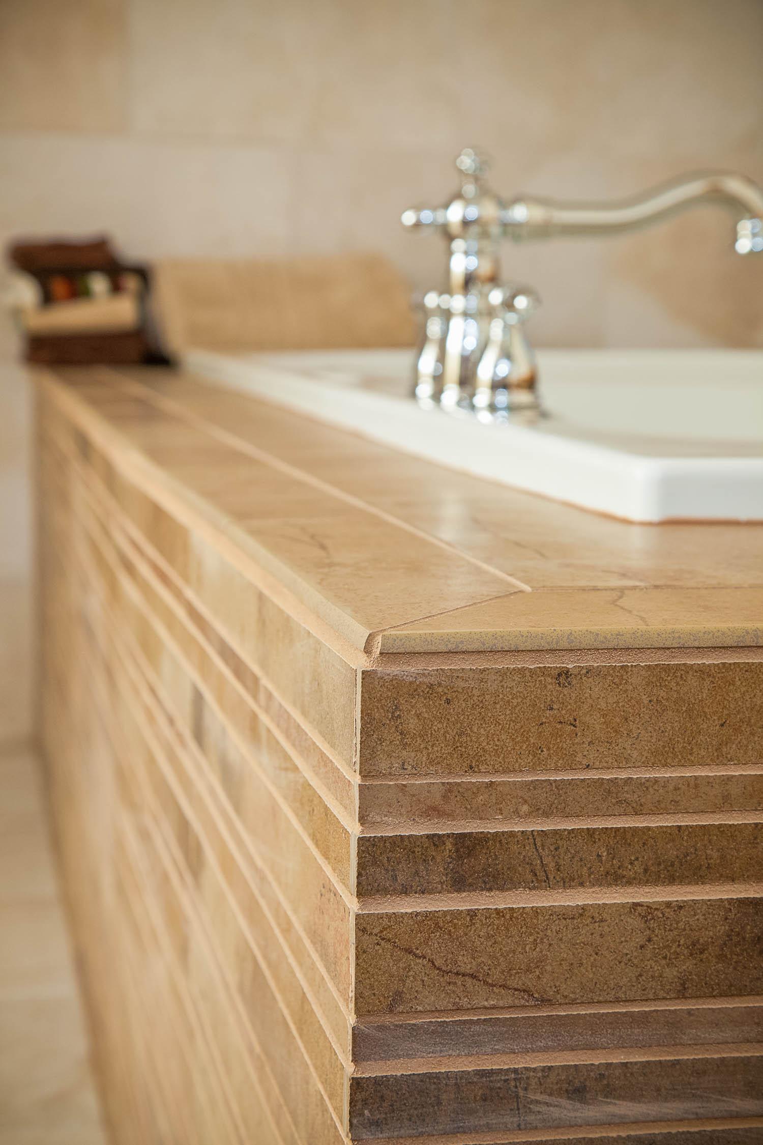 Soaking Tub Master Bathroom Remodel Madison, WI