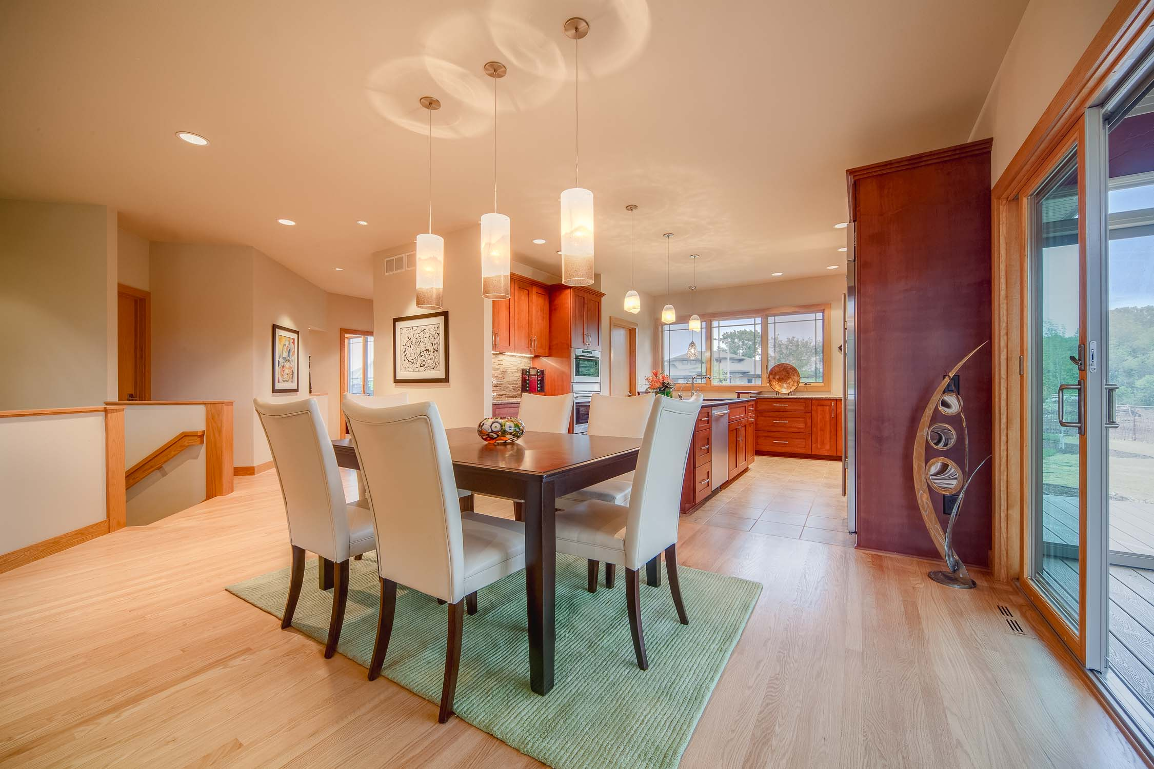 Dining Room Design and Remodel, Madison, WI