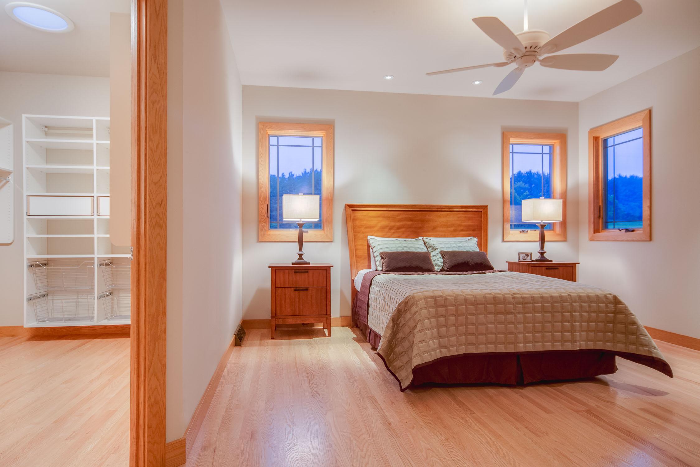 Home remodeler, Madison, WI Bedroom Redesign