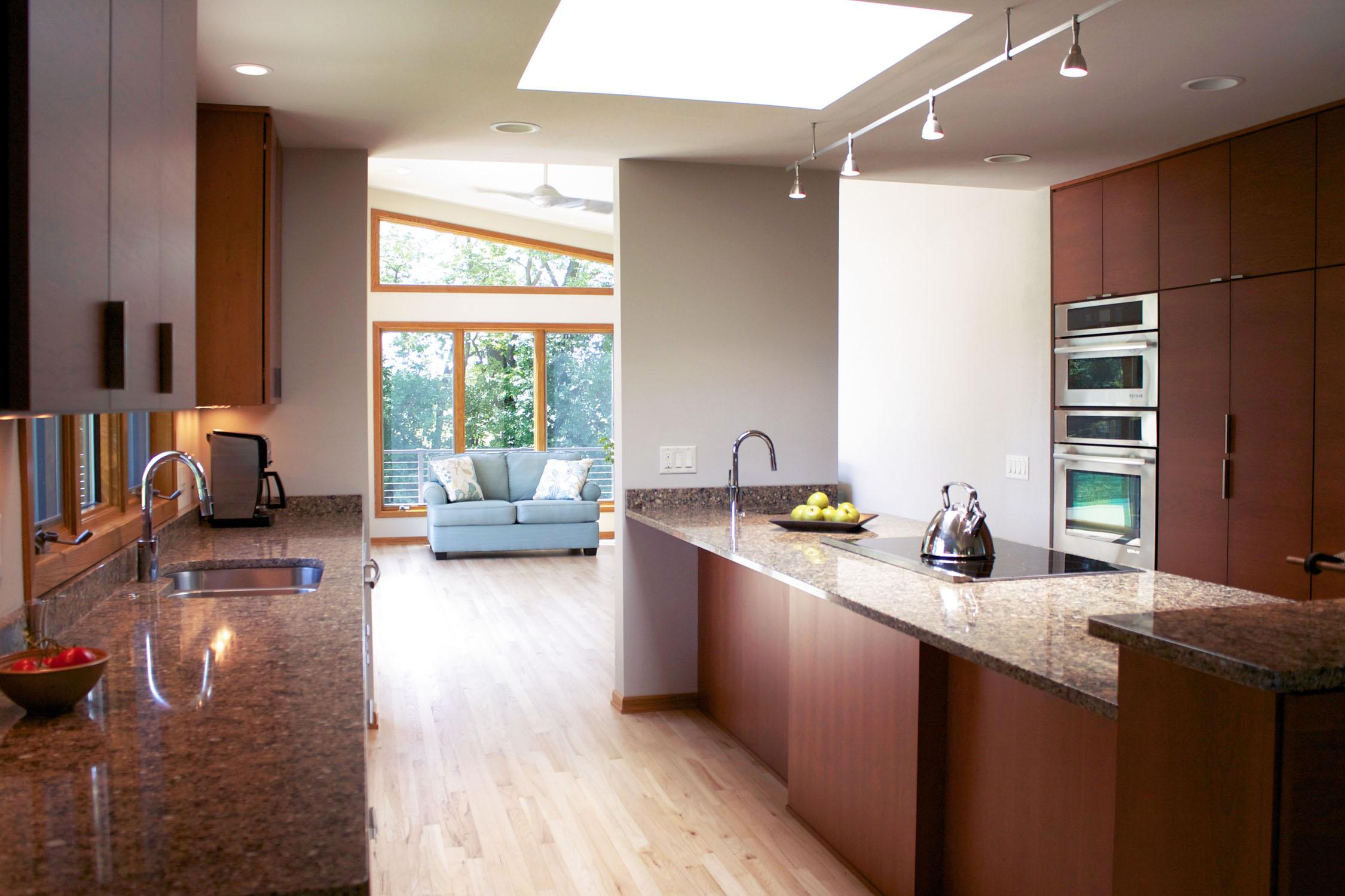1970's Asymetrically Balanced Home