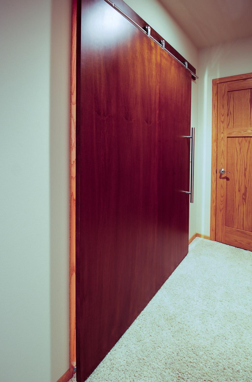 Oversized Barn Door