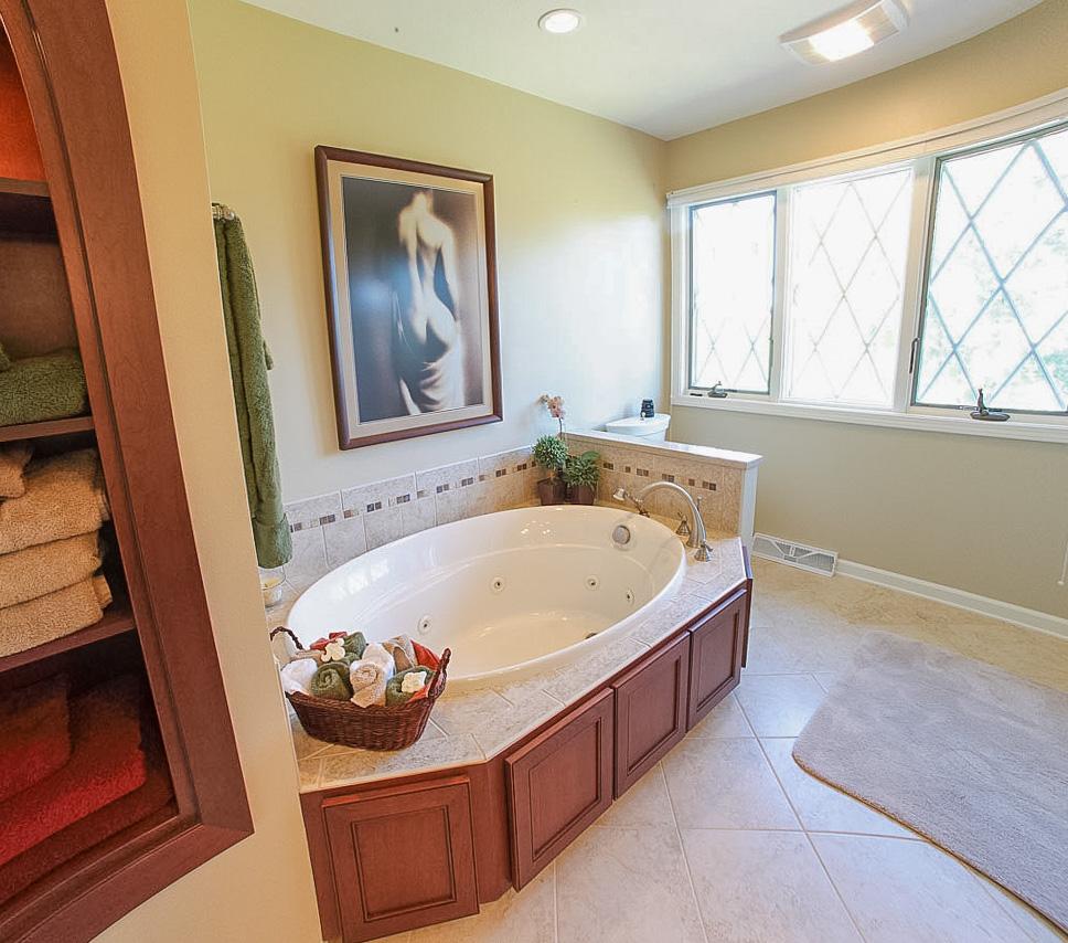 Master Bathroom Addition Degnan Design Build Madison WI