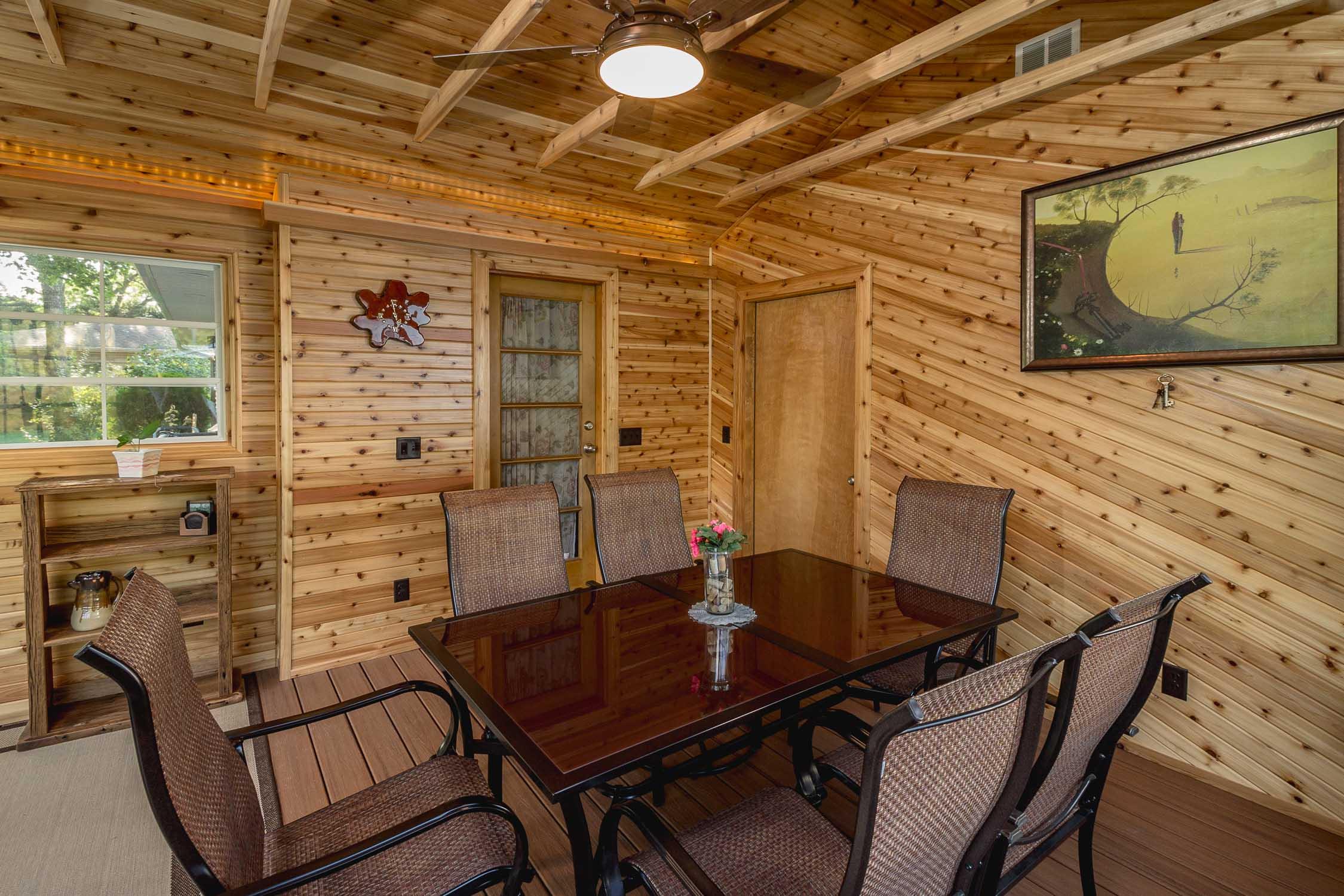 A new Three Season Porch Remodel