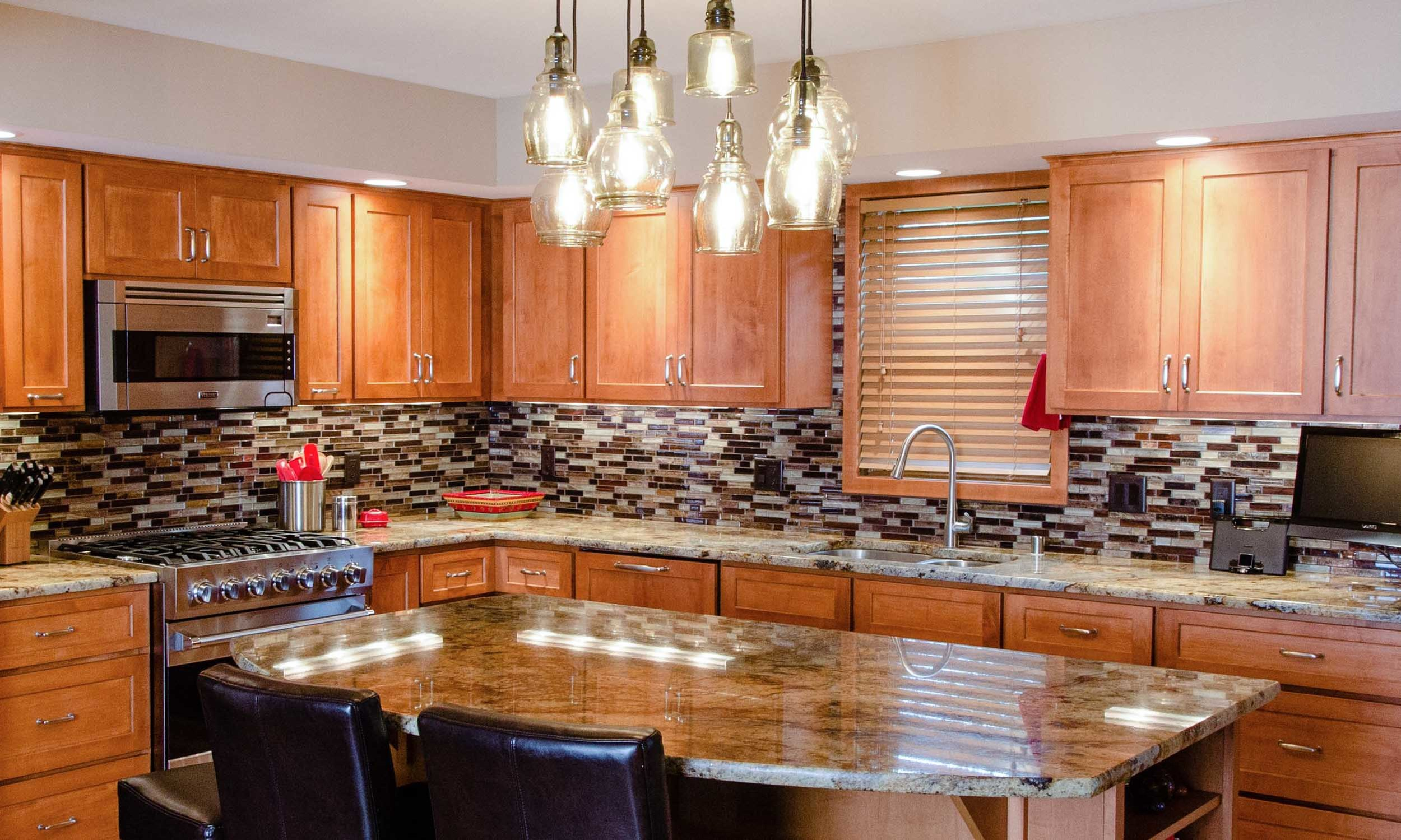 Traditional Kitchen Design, Madison, WI Kitchen Remodeling