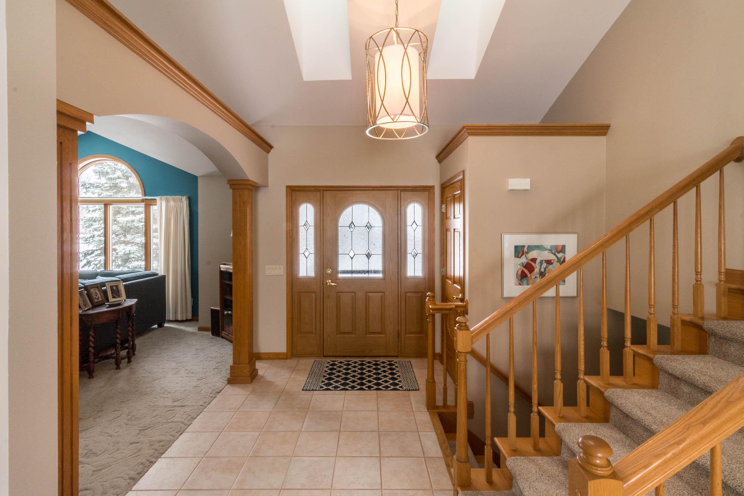Foyer - Whole House Renovation Madison, WI