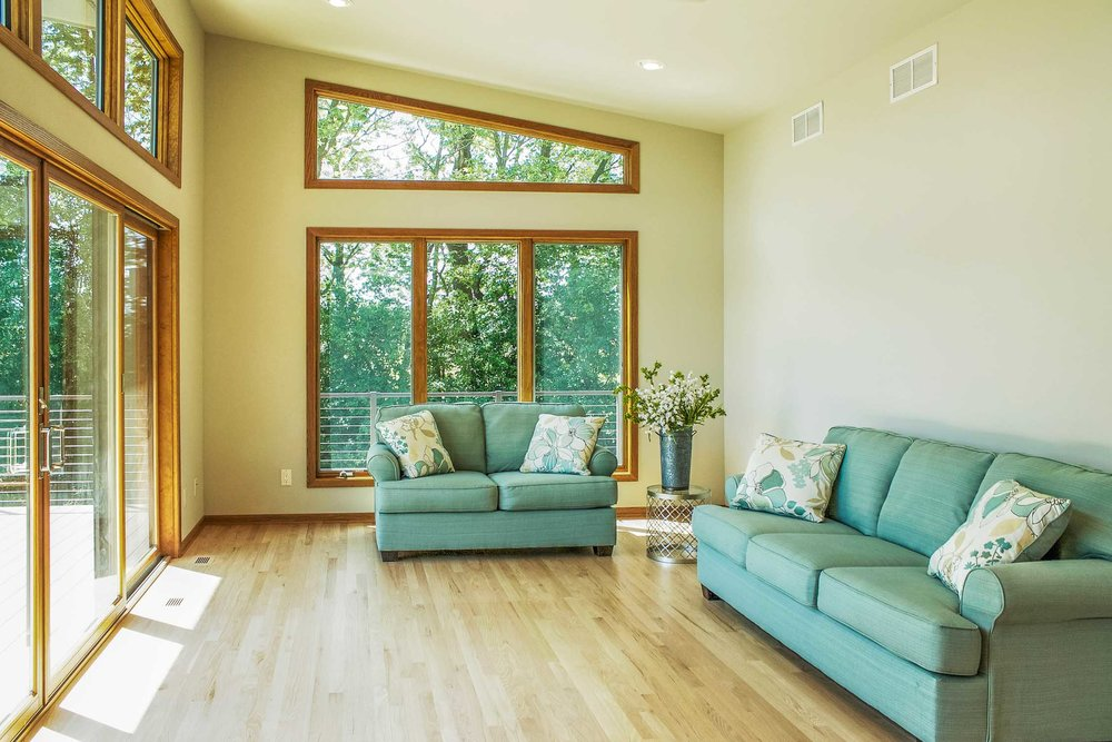 Home addition and remodel, Madison, WI